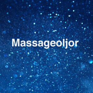 Massageoljor