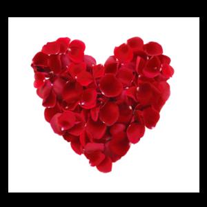 Alla hjärtans dag presentförpackning